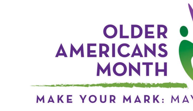 Brooke Stone is celebrating Older Americans Month.