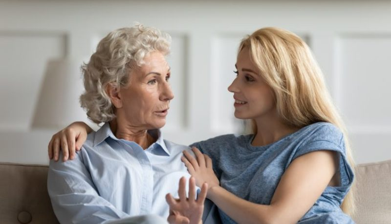 when elderly parent refuses assisted living