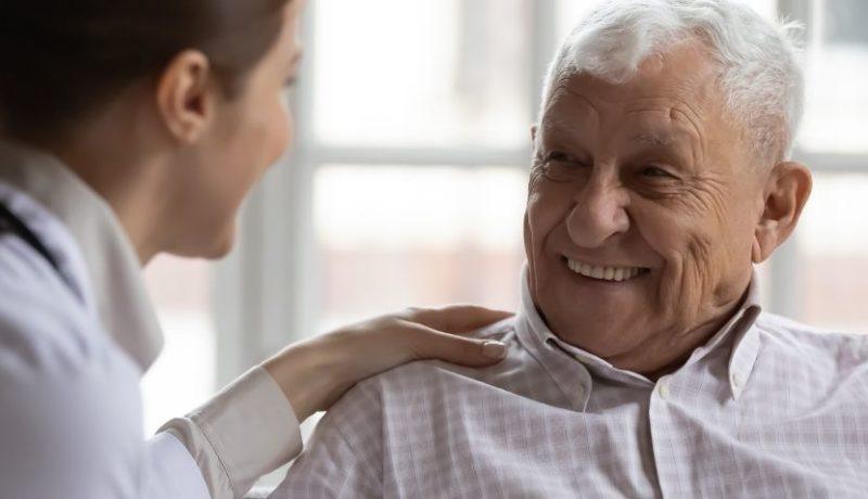 preparing a parent for a long term skilled nursing facility